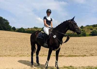 black mare 1